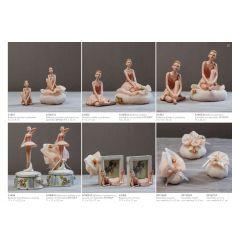 ballerina grande in poliresina (A1403)