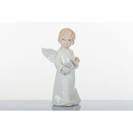ANGELO MASCHIO CON VANGELO H 13 CM (D7713)